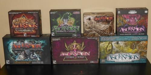 Ascension - Boxes