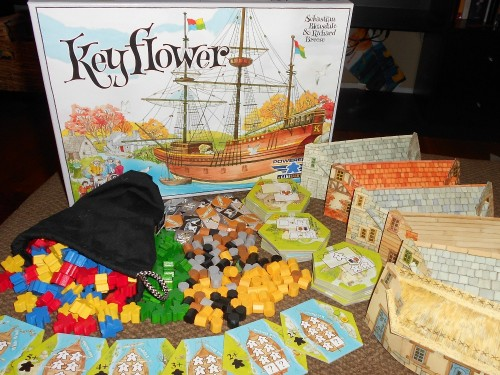 Keyflower - Box