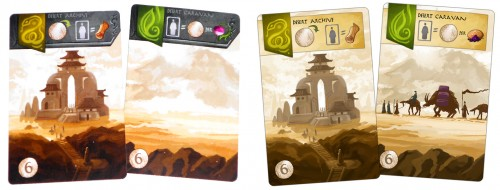 The Ancient World - Old and New Cards