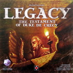 Legacy: The Testament - Box
