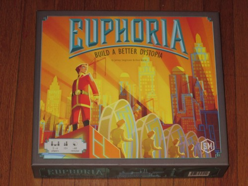 Euphoria box cover