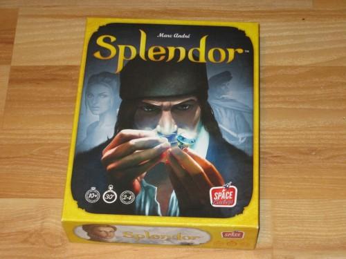 Splendor box