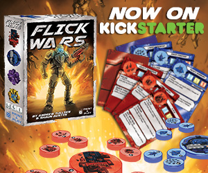 Flick Wars on Kickstarter