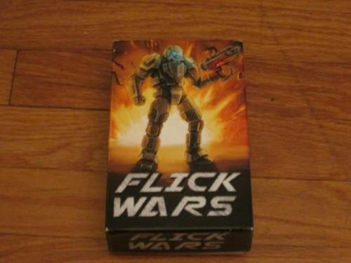 Flick Wars box