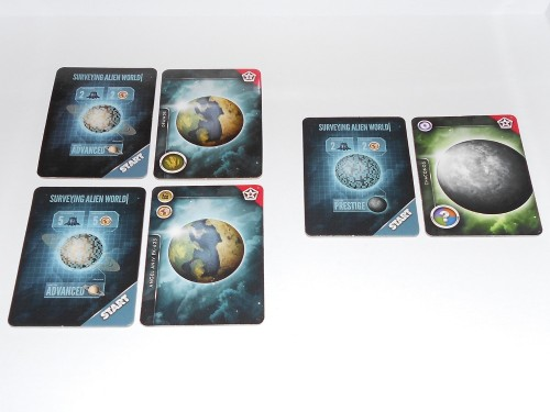 Eminent Domain: Escalation - Starting Planets