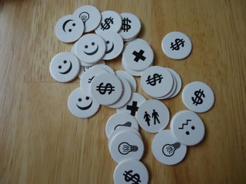 CV's tokens