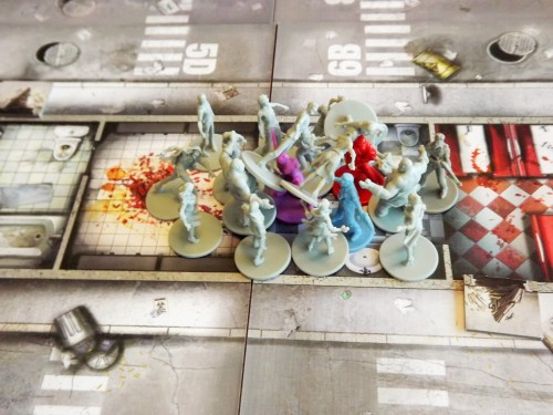 Zombicide Defeat