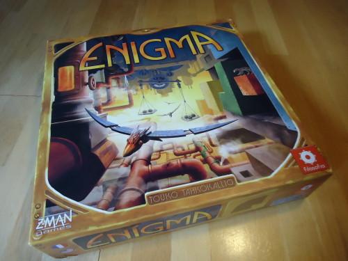 Enigma's box