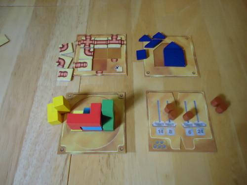 Enigma's puzzles