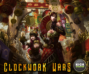Clockwork Wars on KS