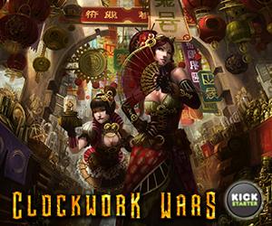 Clockwork Wars on KS