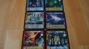 Among the Stars Cards