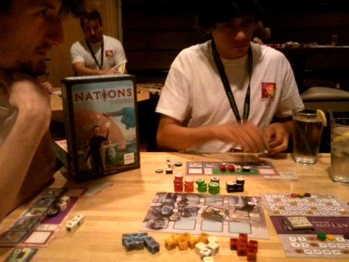 Gen Con 2014 Andrew - Nations Dice