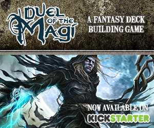 Duel of the Magi on Kickstarter