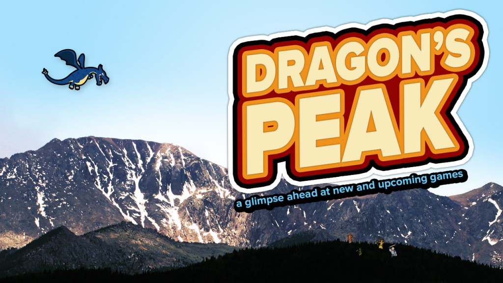 Dragon's Peak - Logo