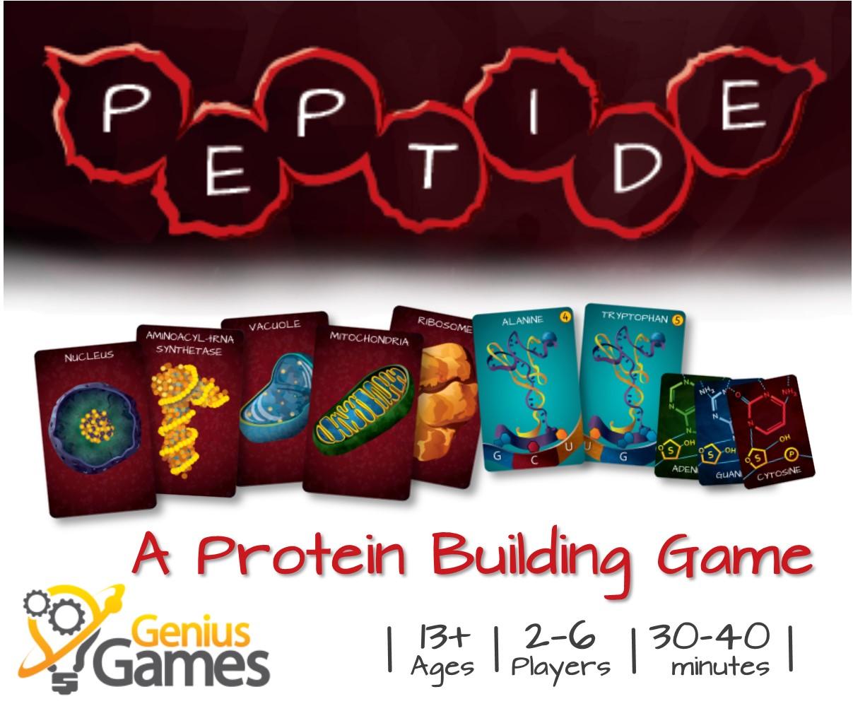 Peptide on Kickstarter