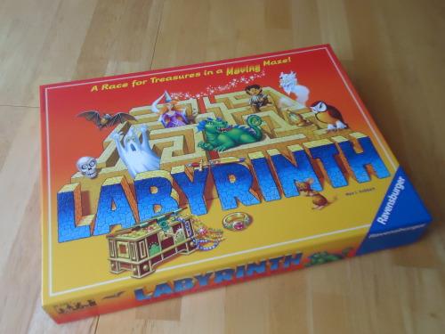 The Amazeing Labyrinth Box