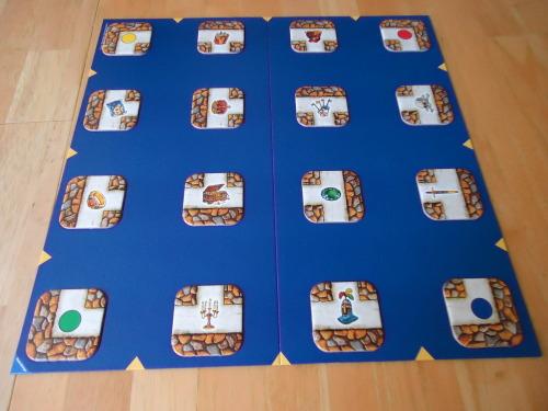 The Amazeing Labyrinth Empty Board