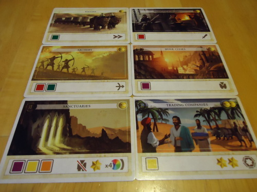 Hyperborea Cards
