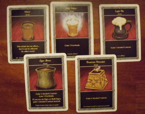 The Red Dragon Inn 2 The Drinks