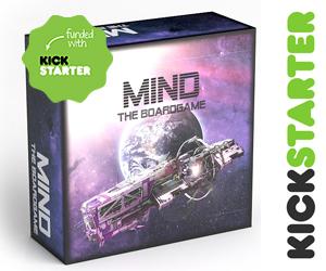 Mind the Board Game on Kickstarter