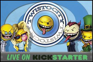 Twistocity on Kickstarter