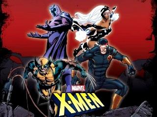 X-Men Mutant Revolution - Preview