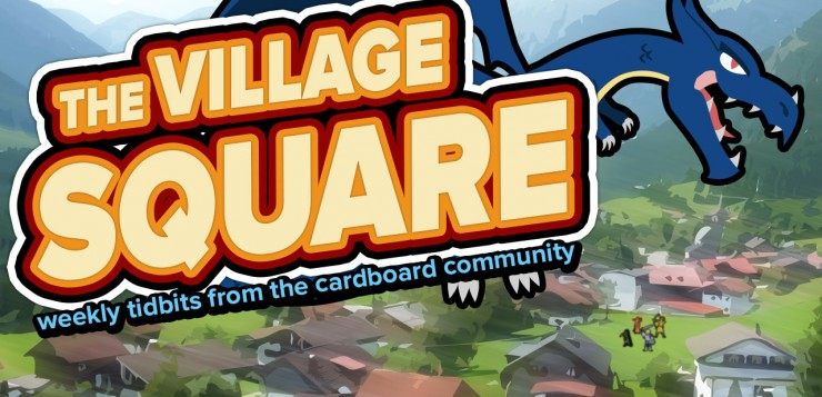 The Village Square: May 25, 2015