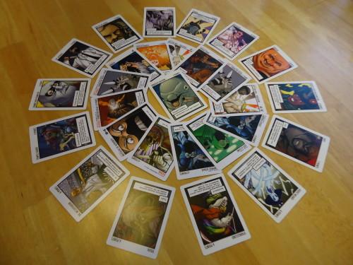 Legendary Showdown Cards