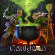 Cauldron - Cover