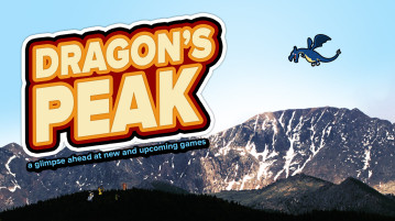 dragons peak