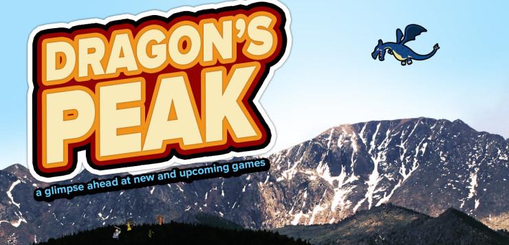 Dragon's Peak: March 2015