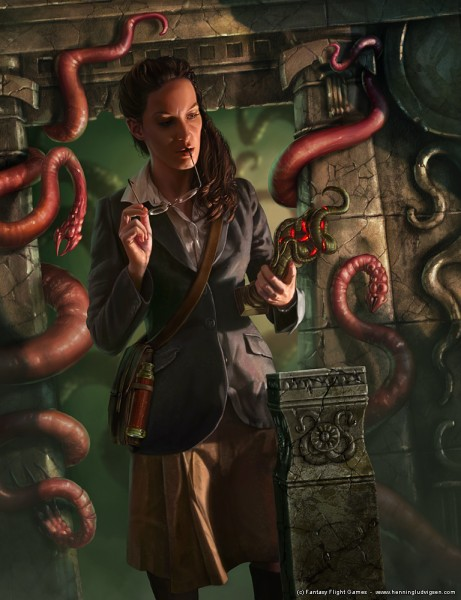Arkham Horror  © Fantasy Flight Games