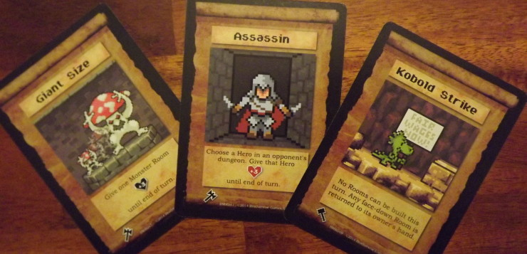 Who's the Boss? (A Review of Boss Monster: The Dungeon Building Card Game)