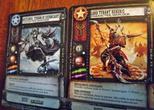 High Command Warlocks 3&4