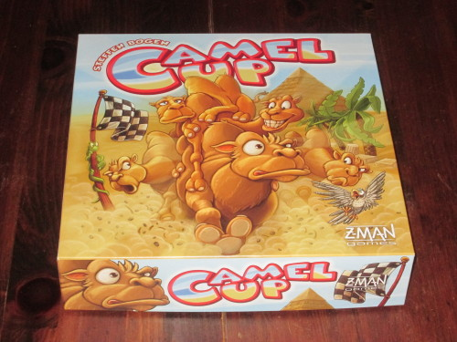Camel Up box cover