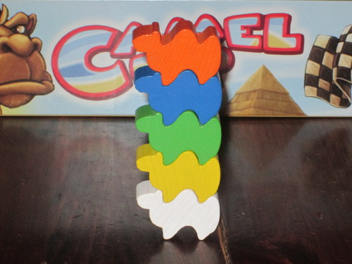 These stacking camel pieces are lovely.