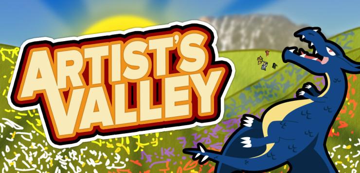 Artist's Valley: Peter Wocken