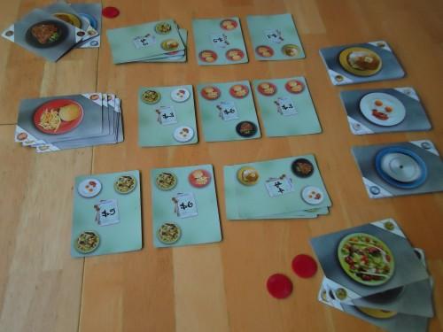 Diner - Game In Progress