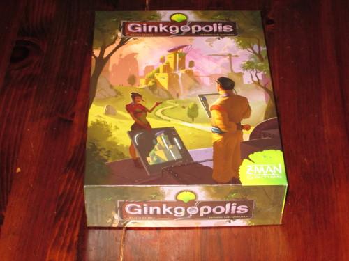 Ginkgopolis box
