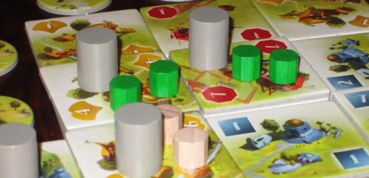 Urban Planter (a review of Ginkgopolis)