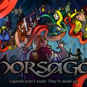 Norsaga - Cover