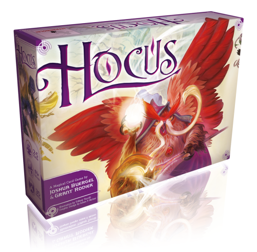 Hocus box art