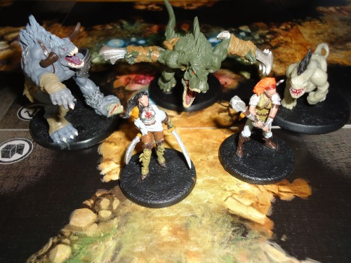 Pre Painted Miniatures For Sale
