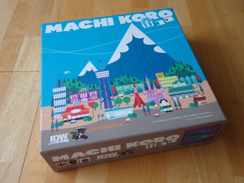 Machi Koro - Box