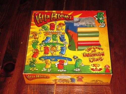 Villa Paletti box