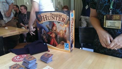 Huntin' treasure. Who doesn't?