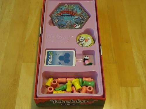 Takenoko Chibis Box Insert