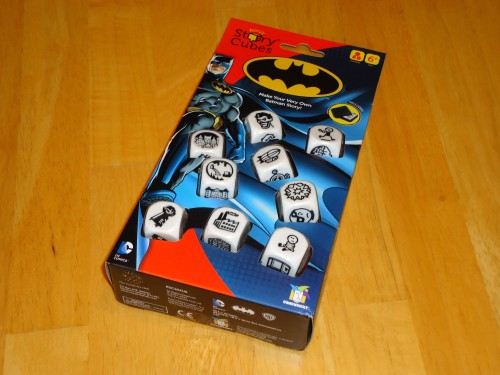 Story Cubes Batman Box
