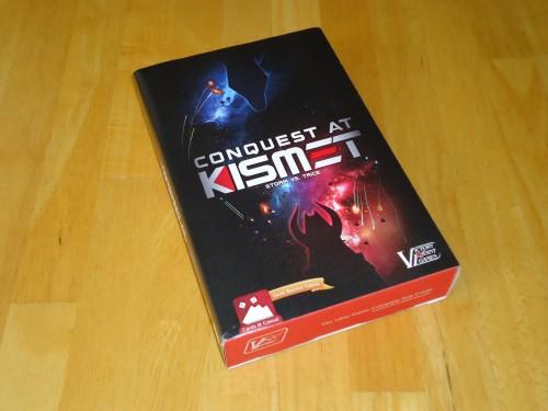 Conquest at Kismet Box